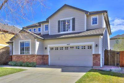 Longmont Single Family Home Under Contract: 1427 Chukar Drive
