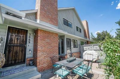 Centennial Condo/Townhouse Active: 3069 East Long Circle