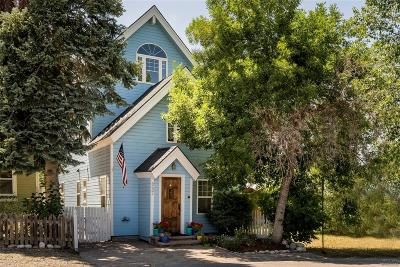 Steamboat Springs  Single Family Home Under Contract: 837 Pine Street