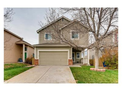 Parker Single Family Home Under Contract: 11319 Vernon Way