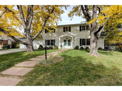 Lakewood Single Family Home Active: 11883 West 27th Drive