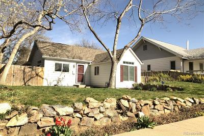 Denver Single Family Home Active: 4460 Xavier Street