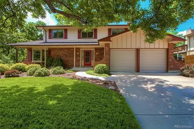 Lakewood Single Family Home Active: 2565 South Cody Way