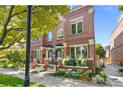 Condo/Townhouse Under Contract: 21 South Garfield Street