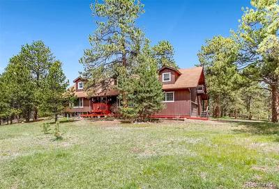 Golden, Lakewood, Arvada, Evergreen, Morrison Single Family Home Under Contract: 24858 Stanley Park Road