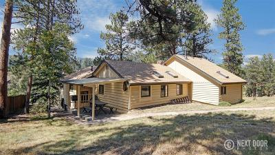 Evergreen Single Family Home Sold: 5211 South Olive Road