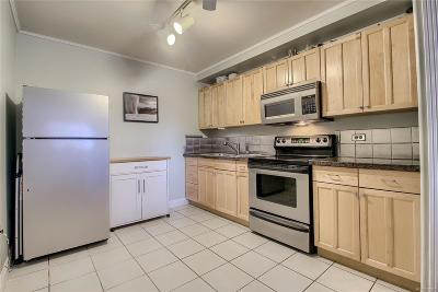 Denver Condo/Townhouse Active: 701 Pearl Street #102