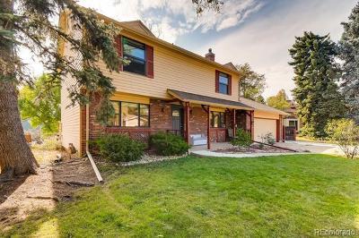 Boulder Single Family Home Active: 4647 Devonshire Street