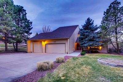 The Pinery Single Family Home Under Contract: 6485 Mountain Manor Court