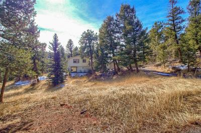 Conifer Single Family Home Under Contract: 27362 Log Trail
