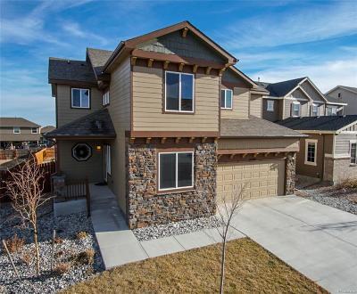 Peyton Single Family Home Active: 10441 Mt Lincoln Drive