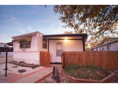 Aurora, Denver Single Family Home Under Contract: 9108 Royal Street