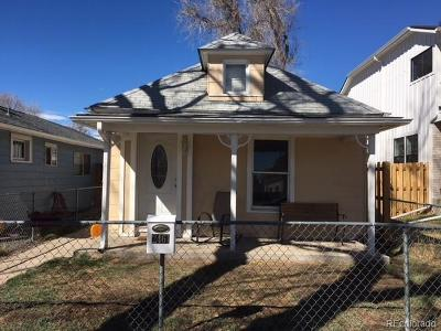 Edgewater Single Family Home Under Contract: 2461 Depew Street