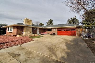 Broomfield Single Family Home Active: 1501 East 160th Avenue
