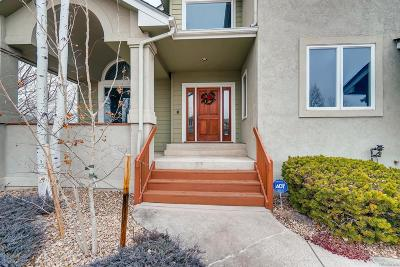 Arvada Single Family Home Under Contract: 15845 West 63rd Avenue