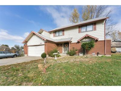 Denver Single Family Home Under Contract: 4401 Abilene Street