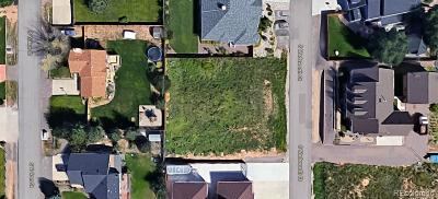 Residential Lots & Land Under Contract: 8623 South Wadsworth Court