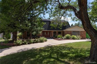 Littleton CO Single Family Home Active: $595,000
