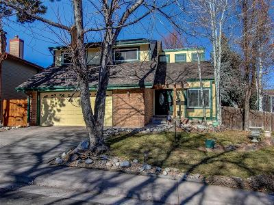 Aurora Single Family Home Active: 17435 East Jarvis Place