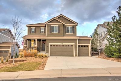 The Meadows Single Family Home Under Contract: 2648 Trailblazer Way