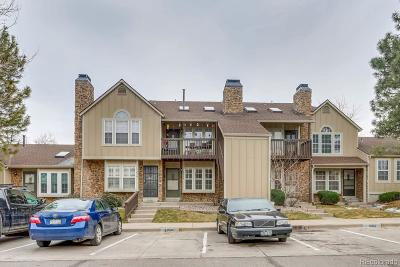 Lakewood Condo/Townhouse Active: 1254 South Flower Circle #E