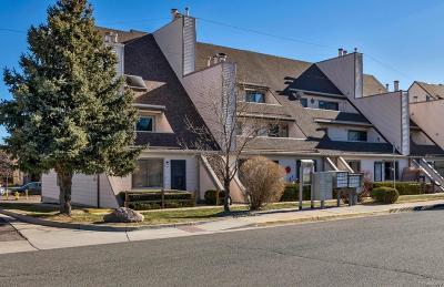 Morrison Condo/Townhouse Under Contract: 4246 South Eldridge Street #205