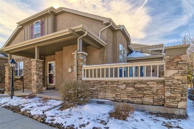 Castle Pines North Condo/Townhouse Under Contract: 631 Sherman Street