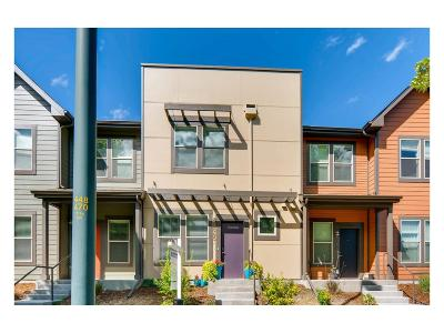 Denver Condo/Townhouse Active: 8065 Montview Boulevard
