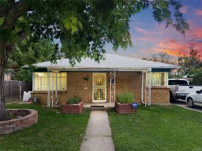 Single Family Home Active: 2825 Pontiac Street