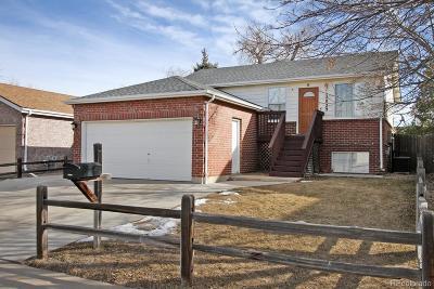 Brighton Single Family Home Under Contract: 12029 Newport Drive