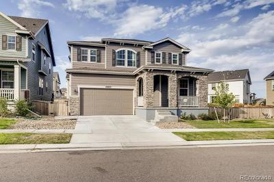 Commerce City Single Family Home Active: 10925 Unity Lane