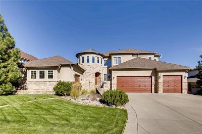 Castle Pines CO Single Family Home Under Contract: $1,250,000