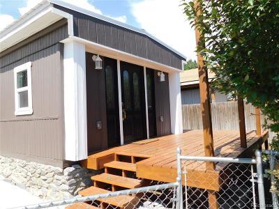 Salida CO Single Family Home Active: $239,500