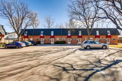 Wheat Ridge Condo/Townhouse Under Contract: 5924 West 41st Avenue