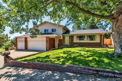 Lakewood Single Family Home Active: 1814 South Welch Circle