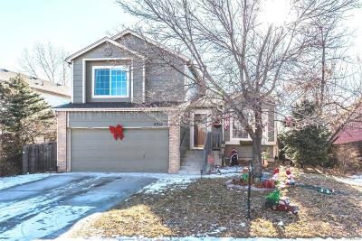 Castle Rock CO Single Family Home Active: $360,000