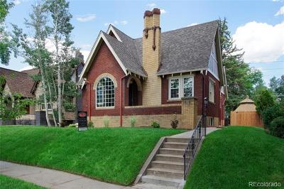 Denver Single Family Home Active: 310 South Race Street
