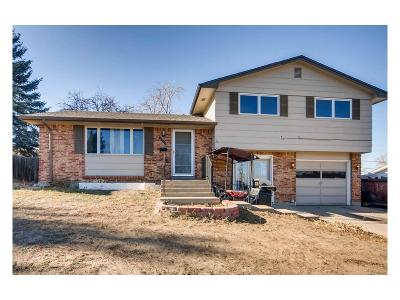 Denver Single Family Home Under Contract: 8239 Cherokee Street