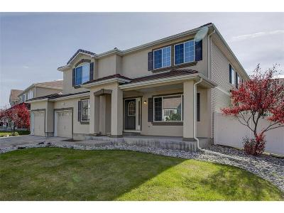 Denver Single Family Home Active: 21298 East 50th Avenue