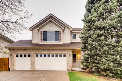 Arvada Single Family Home Active: 6907 Holman Street
