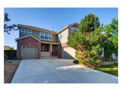 Aurora Single Family Home Active: 24682 East Crestridge Place