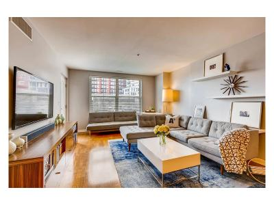 Condo/Townhouse Under Contract: 1975 North Grant Street #329