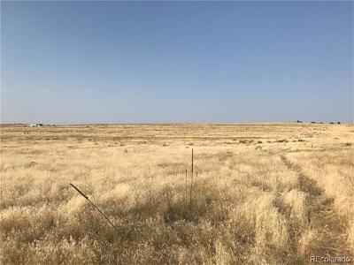 Arapahoe County Residential Lots & Land Active: 49600 East Mississippi Avenue