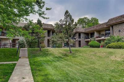 Denver Condo/Townhouse Under Contract: 4533 South Lowell Boulevard #A