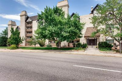 Denver Condo/Townhouse Active: 7255 East Quincy Avenue #406