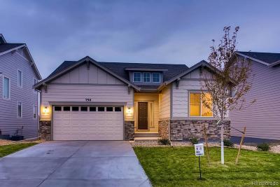 Berthoud Single Family Home Active: 756 Ranchhand Drive