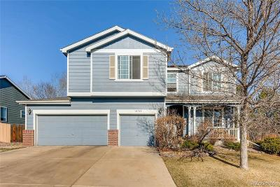 Northglenn Single Family Home Under Contract: 10729 Fillmore Way