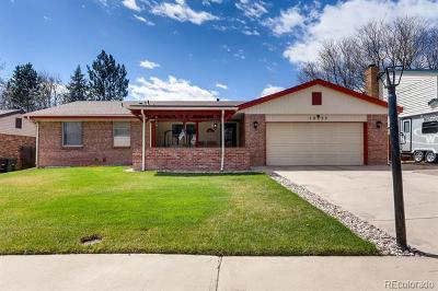 Adams County Single Family Home Active: 12935 Columbine Circle
