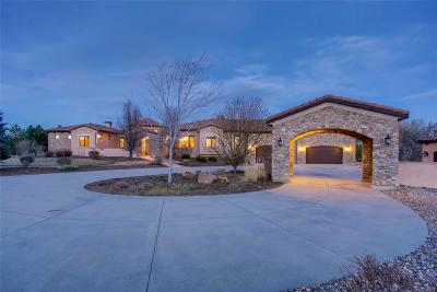 Berthoud Single Family Home Active: 2102 Shoreside Drive