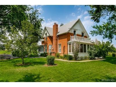 Longmont Single Family Home Active: 6387 North 107th Street